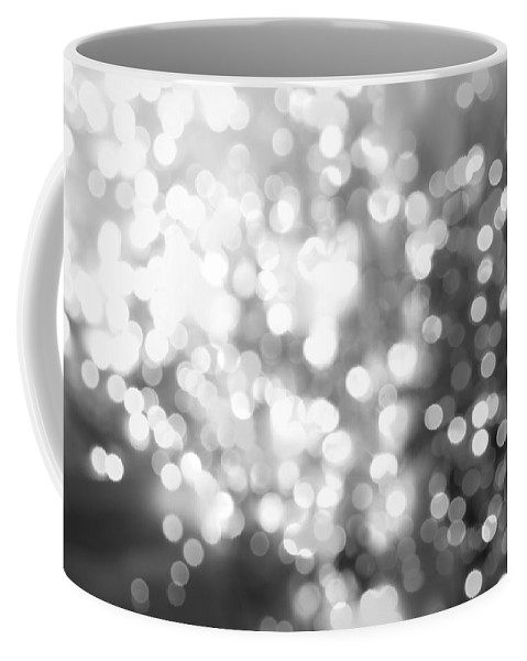 Special Effects Coffee Mug featuring the photograph Circles 1 by Les Cunliffe