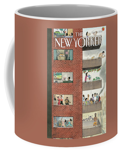City Living Coffee Mug