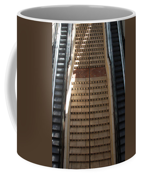 Stairs Coffee Mug featuring the photograph City Place Stairs by Rob Hans