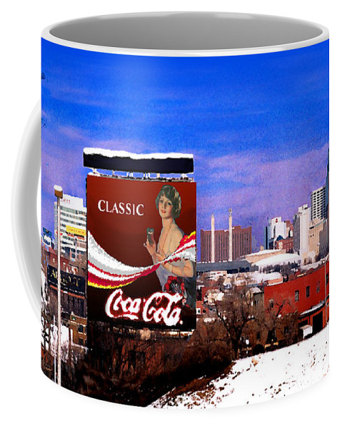 Landscape Coffee Mug featuring the photograph Classic by Steve Karol