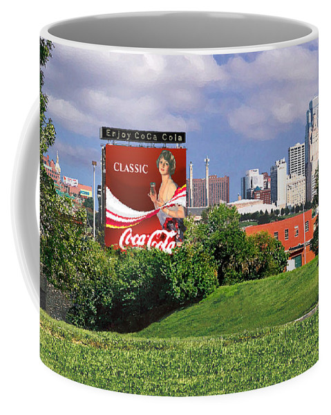 Landscape Coffee Mug featuring the photograph Classic Summer by Steve Karol