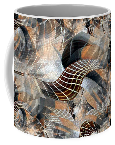Classical Guitar Coffee Mug featuring the photograph Classical-1 by Ron Bissett