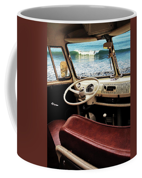 Clean Coffee Mug featuring the photograph Clean And Tight by Ron Regalado