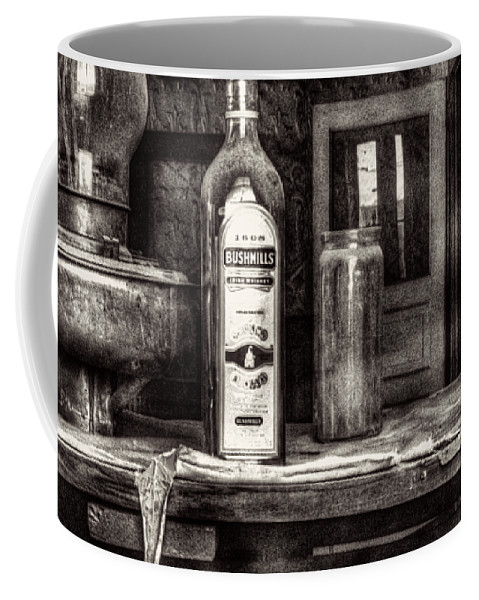 California Coffee Mug featuring the photograph Closing Time Bodie Ghost Town by Roger Passman