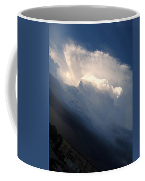 Clouds Coffee Mug featuring the photograph Clouds by Amy Hosp