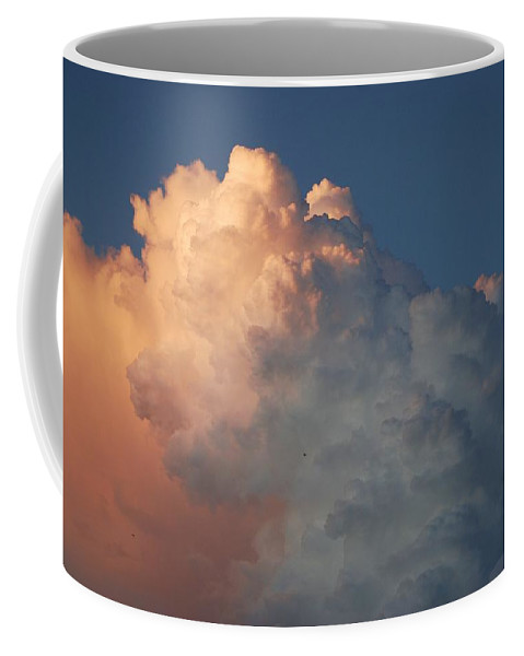 Clouds Coffee Mug featuring the photograph Clouds Are Always Greener by Rob Hans