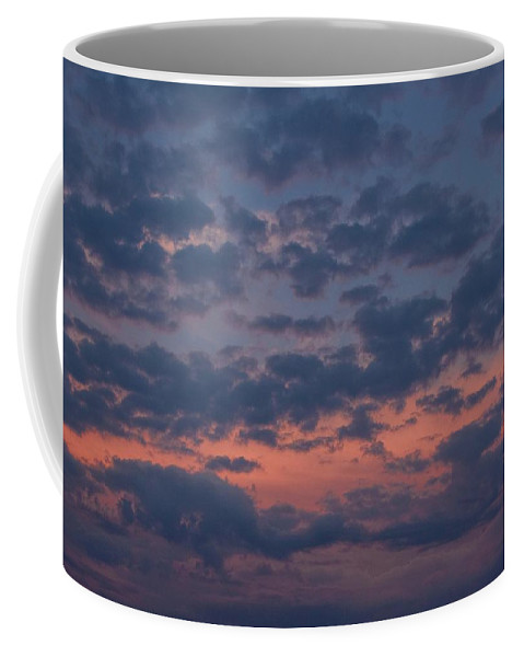 Rhode Island Coffee Mug featuring the photograph Clouds by Steven Natanson