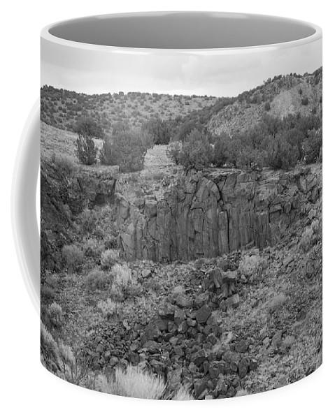 Rocks Coffee Mug featuring the photograph Cochiti Rocks by Rob Hans