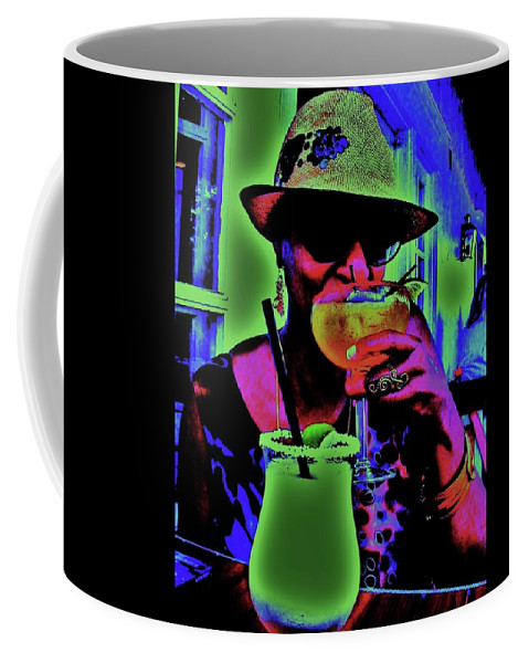 Cocktails Coffee Mug featuring the photograph Cocktails Anyone by Diana Dearen