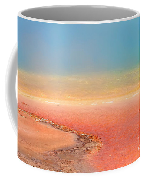 Spring Coffee Mug featuring the photograph Color Me Grand by Teresa Zieba