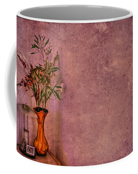 Flower Coffee Mug featuring the photograph Color My Senses by Evelina Kremsdorf