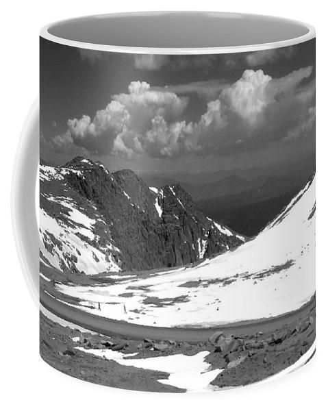 Colorado Coffee Mug featuring the photograph Colorado Mountians 1 by Anita Burgermeister