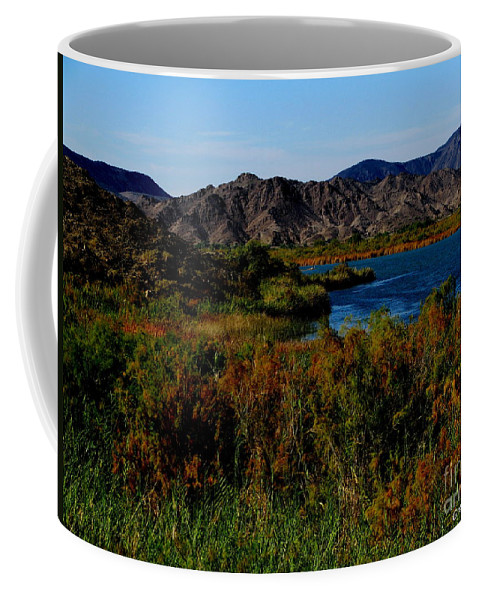 Patzer Coffee Mug featuring the photograph Colorado River by Greg Patzer