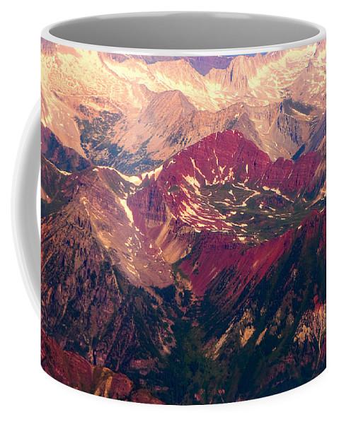 Colorado Coffee Mug featuring the photograph Colorful Colorado Rocky Mountains by James BO Insogna