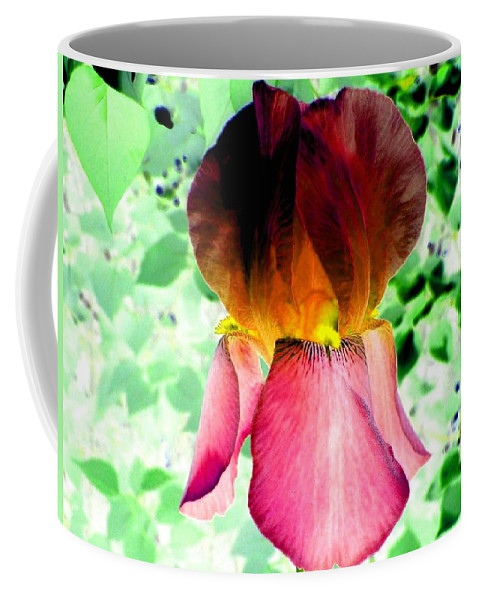 Photo Design Coffee Mug featuring the digital art Colormax 3 by Will Borden