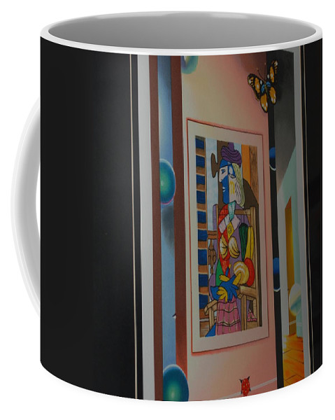 Colors Coffee Mug featuring the photograph Colors by Rob Hans