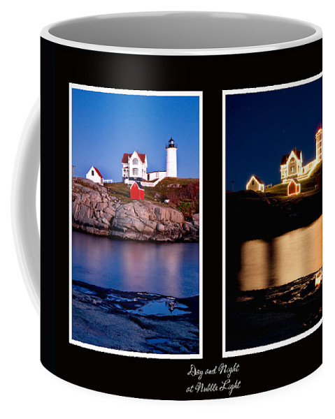 Nubble Coffee Mug featuring the photograph Combined Nubble by Greg Fortier