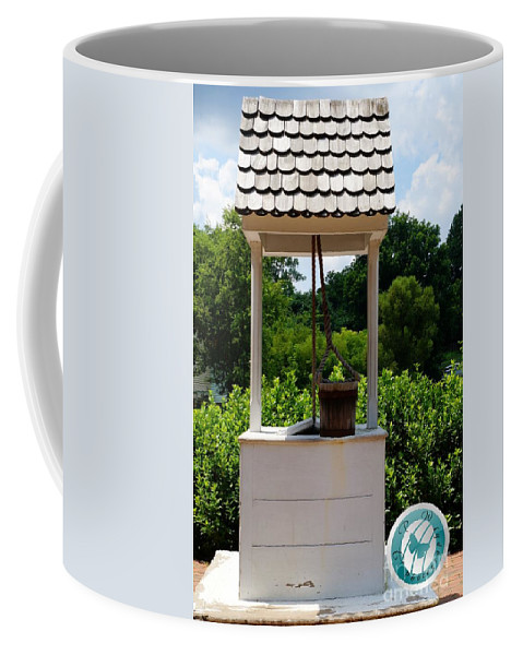 Well Coffee Mug featuring the photograph Come To The Well by Jannice Walker