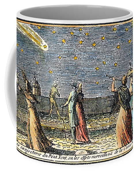 1812 Coffee Mug featuring the photograph Comet Of 1812 by Granger