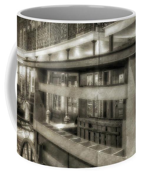 Pensacola Coffee Mug featuring the photograph Commerce Museum by Joseph Rainey