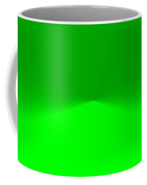 Abstract Coffee Mug featuring the digital art Conceptual 3 by Will Borden