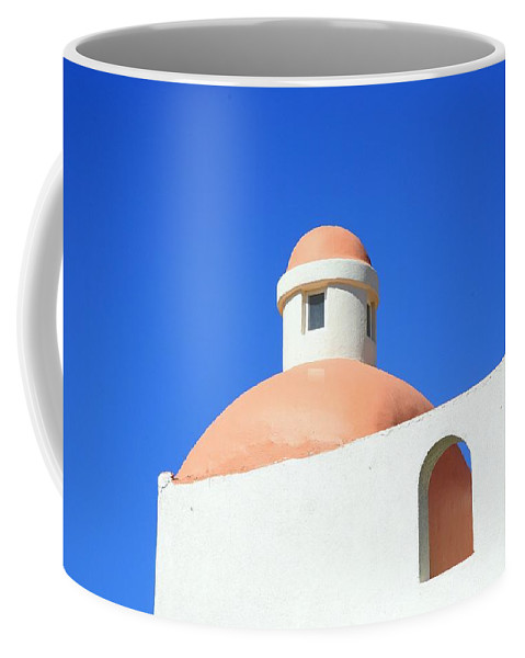 Building Coffee Mug featuring the photograph Conejos by J R Seymour