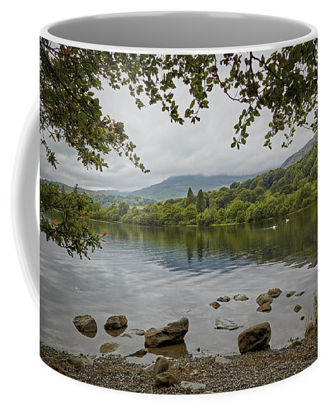 Coniston Coffee Mug featuring the photograph Coniston Water by Ralph Muir