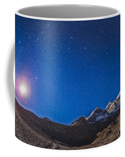 Andromeda Coffee Mug featuring the photograph Constellations Of Perseus, Andromeda by Alan Dyer