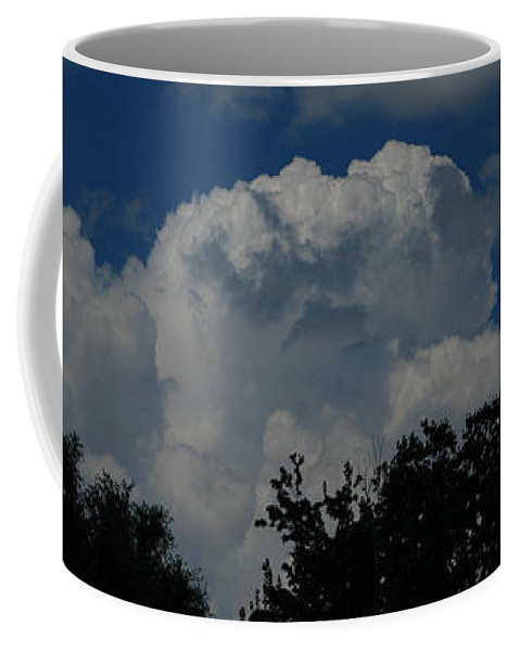 Patzer Coffee Mug featuring the photograph Consult With Nature by Greg Patzer