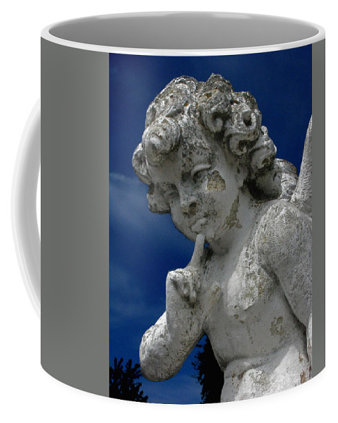 Contemplation Coffee Mug featuring the photograph Contemplation by Peter Piatt