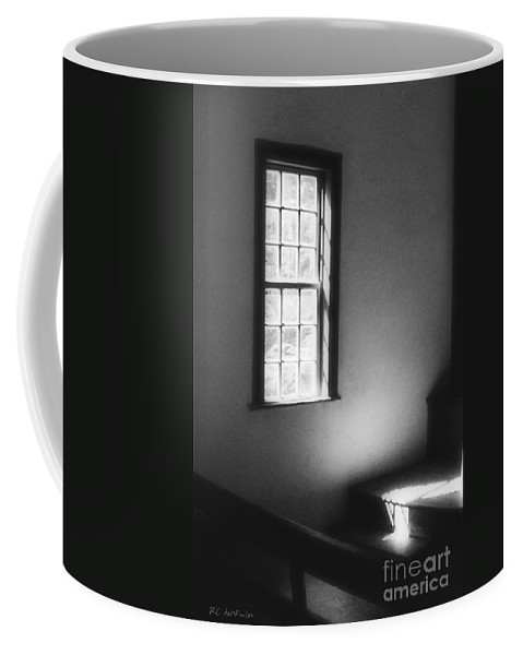 Window Coffee Mug featuring the photograph Contemplation by RC DeWinter