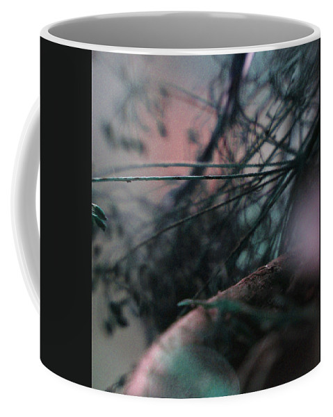 Flowers Coffee Mug featuring the photograph Cool Fusion... by Arthur Miller