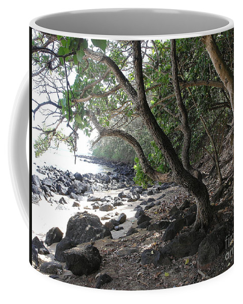 Ocean Coffee Mug featuring the photograph Cool Spot by Mary Deal