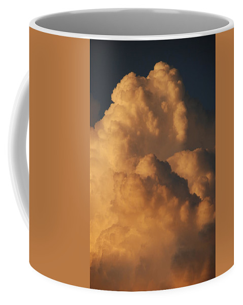 Clouds Coffee Mug featuring the photograph Coppermouth by Rob Hans