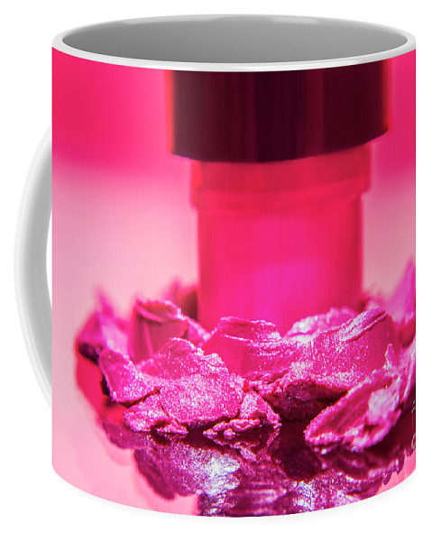 Beauty Coffee Mug featuring the photograph Cosmetic Impact by Jorgo Photography - Wall Art Gallery