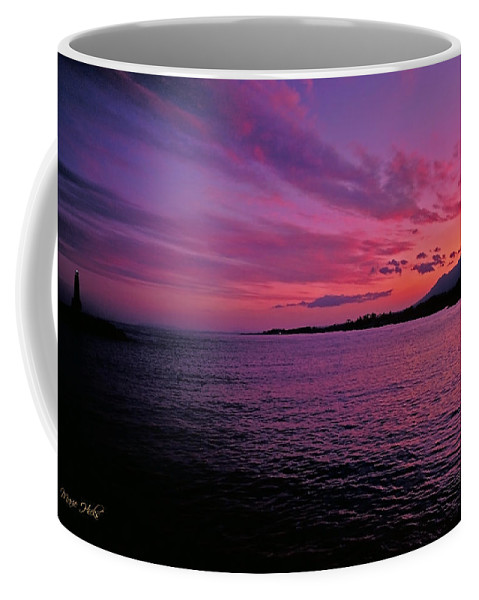 Costa Del Sol Coffee Mug featuring the photograph Costa Del Sol Sunset In Marbella by Marie Hicks