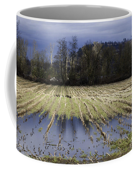 Art Coffee Mug featuring the photograph Country Living Eh by Clayton Bruster