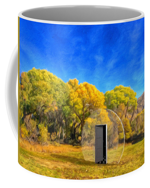 Transport Coffee Mug featuring the photograph Covington Park Transport by Snake Jagger