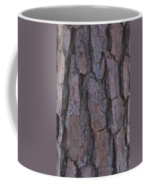 Cracks<anger Coffee Mug featuring the photograph Cracks Of Time by Douglas Barnett