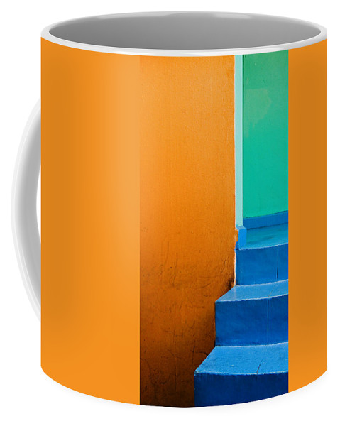 Oaxaca Coffee Mug featuring the photograph Creamsicle by Skip Hunt