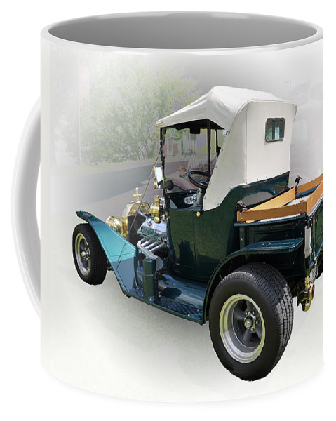 Antique Coffee Mug featuring the photograph Crusin' by Terry Anderson
