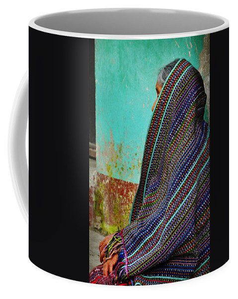 Skip Hunt Coffee Mug featuring the photograph Curandera by Skip Hunt