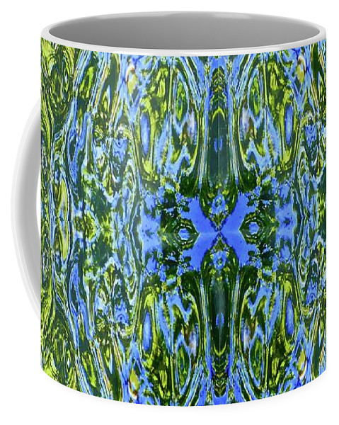 Current Wave Coffee Mug featuring the photograph Current Wave by Debra MacNealy