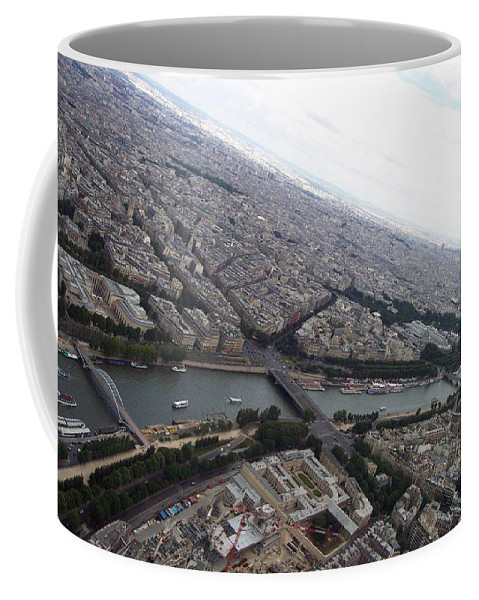Scene Coffee Mug featuring the photograph Curvature by Mary Mikawoz