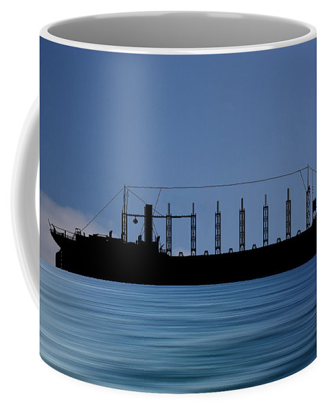 Cus John Adams Coffee Mug featuring the photograph Cus John Adams 1918 V4 by Smart Aviation