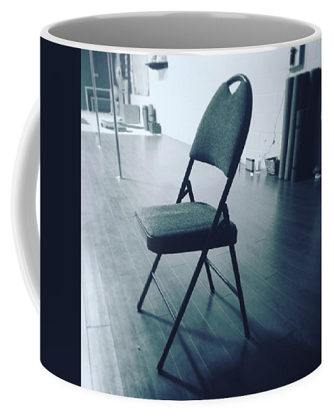 Chair Coffee Mug featuring the photograph Dance With Me by Tracey Lotze