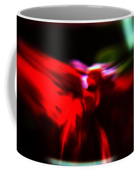 Abstract Coffee Mug featuring the photograph Dancing Angels by Scott Wyatt