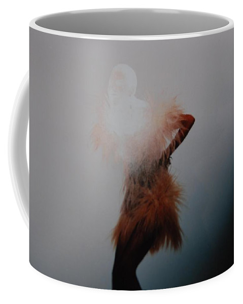 Pop Art Coffee Mug featuring the photograph Dancing Shadows by Rob Hans