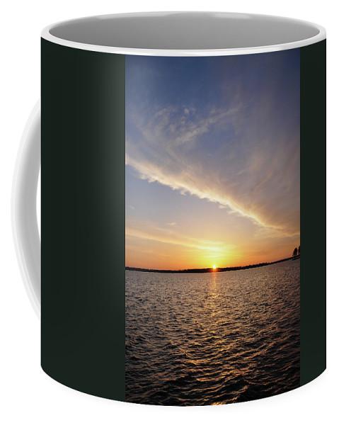 Sunrise Coffee Mug featuring the photograph Dawn by Bill Cannon