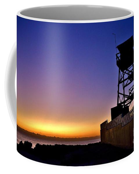 Beach Coffee Mug featuring the photograph Day Break by Lisa Renee Ludlum
